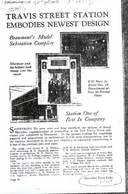 Article about Travis Street Substation